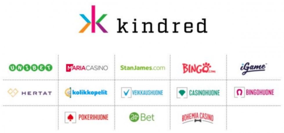 iGaming Kindred Group