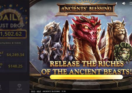 Ancients Blessing