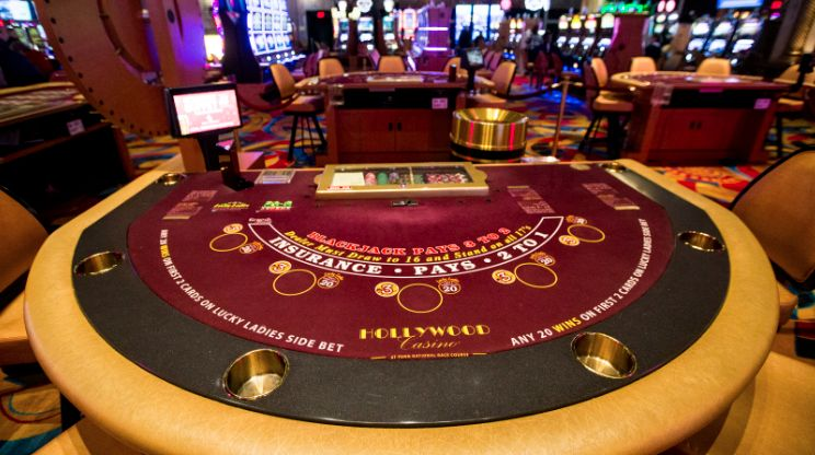 Penn National Gaming Projects